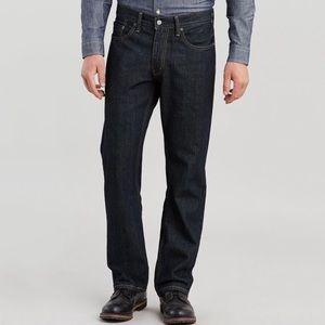 levis mens 559 straight leg jeans size 46x30